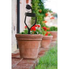 Садовый декор «Чижик-Пыжик»