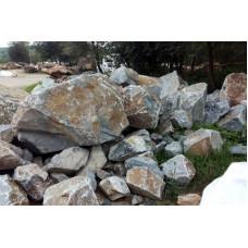 Ландшафтный камень Гранит (фр. 500-1500 мм.)