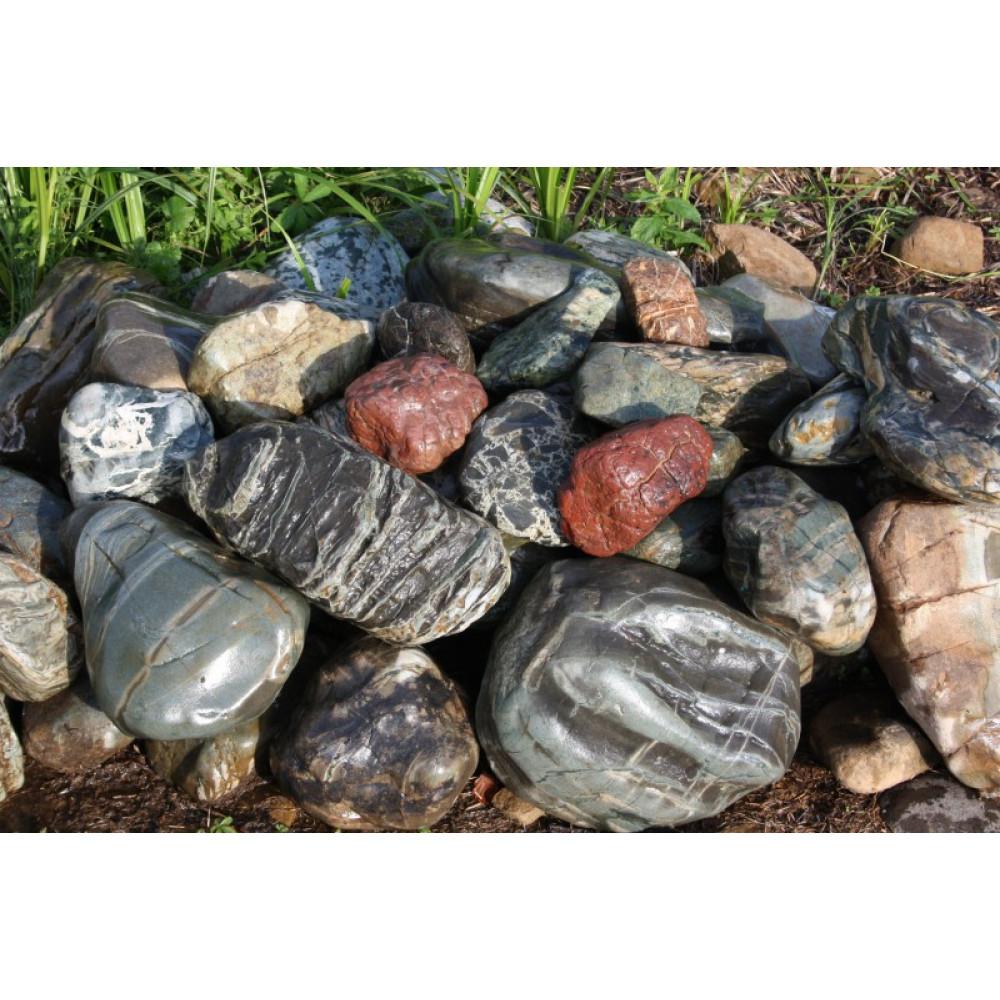 Ландшафтный камень (фр. 100-500 мм.)