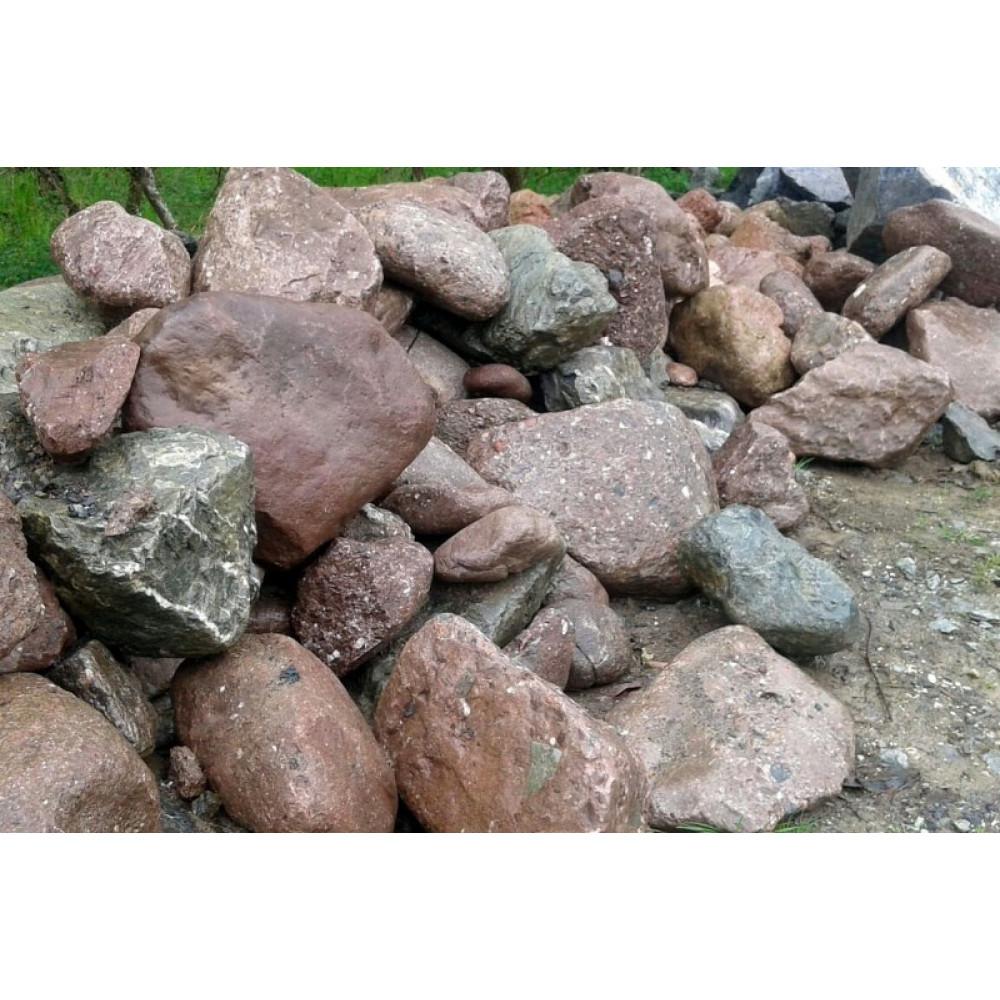 Ландшафтный камень (фр. 300-1000 мм.)